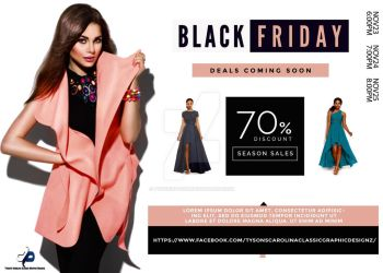 TCCGD BLACK FRIDAY SALE by TysonIsTyson