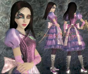 AMR CustomSkin: Amethyst Dream by nuhverah