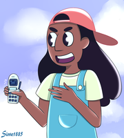 Connie Maheswaran by Sivra1885