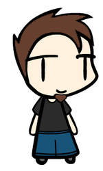 Me Chibified by spikedpsycho