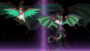 Onichan Hawlucha And Ototokun Noivern