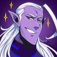 Lotor icon by zillabean