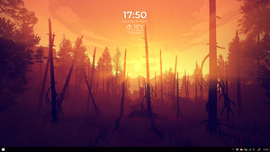 4k Firewatch 1.0 by krizajb