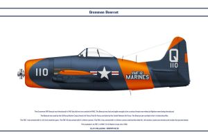 Bearcat USA VMF-12 by WS-Clave