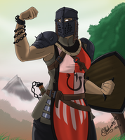 For Honor: Conqueror by AlexLive97