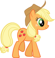 Profile Applejack by EvilTurnover