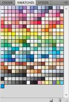 358 Copic Marker Colors by Micheal-C