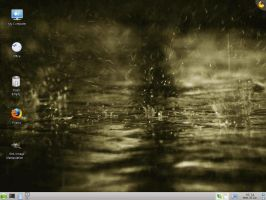 OpenSUSE Desktop by mackilvane