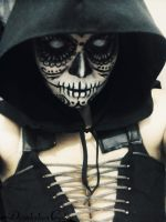 The death Cosplay test by danidarkan