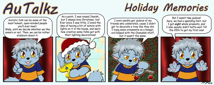 AuTalkz - Holiday Memories by mdchan