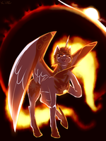 Daybreaker by Moondragon0494
