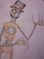 Evil! Rabbit- Steam Powered Giraffe by Samkoolkid14