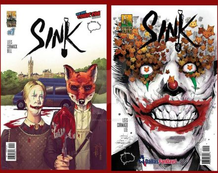 Sink 1 and 2 Wilcox Variants by StevenWilcox
