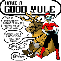 Have a Good Yule by PeKj