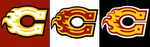 Logo Cal Flames by Snow-Monster