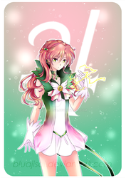Sailor Jupiter - Elysium by BluAjisai