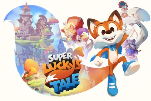Super Lucky's Tale by nicholaskole