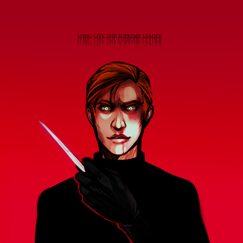 long live the supreme leader by ChirpyCharlotte