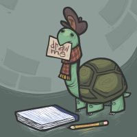 Assignment 0003: turtle by pseudonymjones