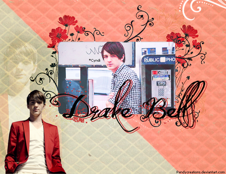 Drake bell Blend by PandyCreations