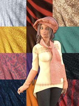 FSL Cozy Knits Iray by fuseling