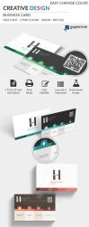 Creative Design Business Card COLOR UNLIMITTED by Hasyemi12