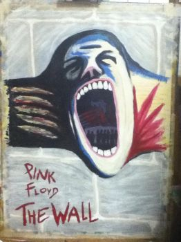 Pink Floyd - The Wall by nOOb221