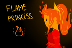 flame princess by Thea0605