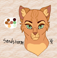 Sandstorm concept by RaidioactiveVampy