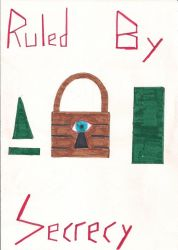 Ruled By Secrecy Poster by phantomearbud