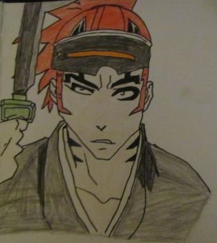 Renji by chile3456
