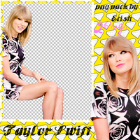Taylor Swift Png Pack by Ecish
