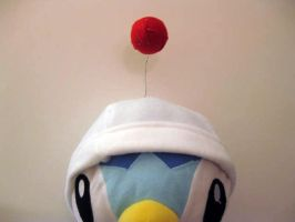 Moogle Piplup - Pokemoogle by PaperCadence