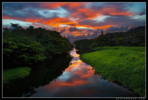 River Reflections by aFeinPhoto-com