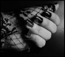 In my hand by MaggieBebbe
