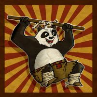 Kung Fu Panda by cool-slayer