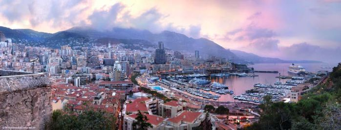 Monaco by Panoramatic