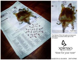 Xpresso by marvinrocks