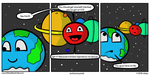 Planets by nehpe