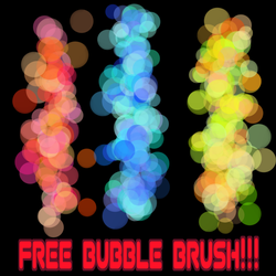 FREE BRUSHES!!! by OliverOcelot