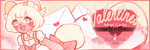 Valentine's Adopt Gacha 2k18 official banner by catlinq