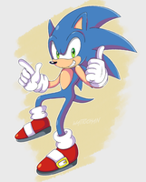 Sonic! by WaitoChan
