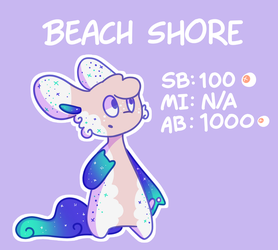 Beach Shore - Soarling auction- Advent day 1- open by KPrincess527