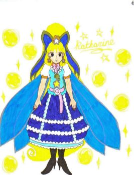 Katharine, the Wishing Star by Winter-Colorful