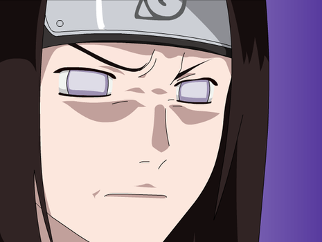 Another Hyuuga Neji . by DrunkGohan
