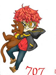 707s Love Of Cats by AntiLucky
