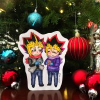 1 Day Left Till Christmas!! - Puzzleshipping by Serina67