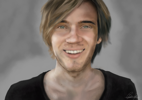 Pewdiepie by Smezz
