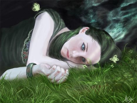 Dreaming... by Eireen