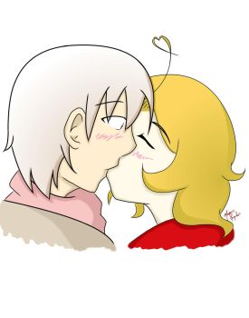 Ivan and Mattie~ by ChihayatheBlackAngel